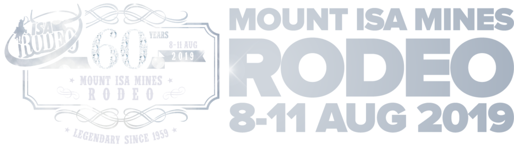 Mount Isa Mines Rodeo - 8-11th August 2019