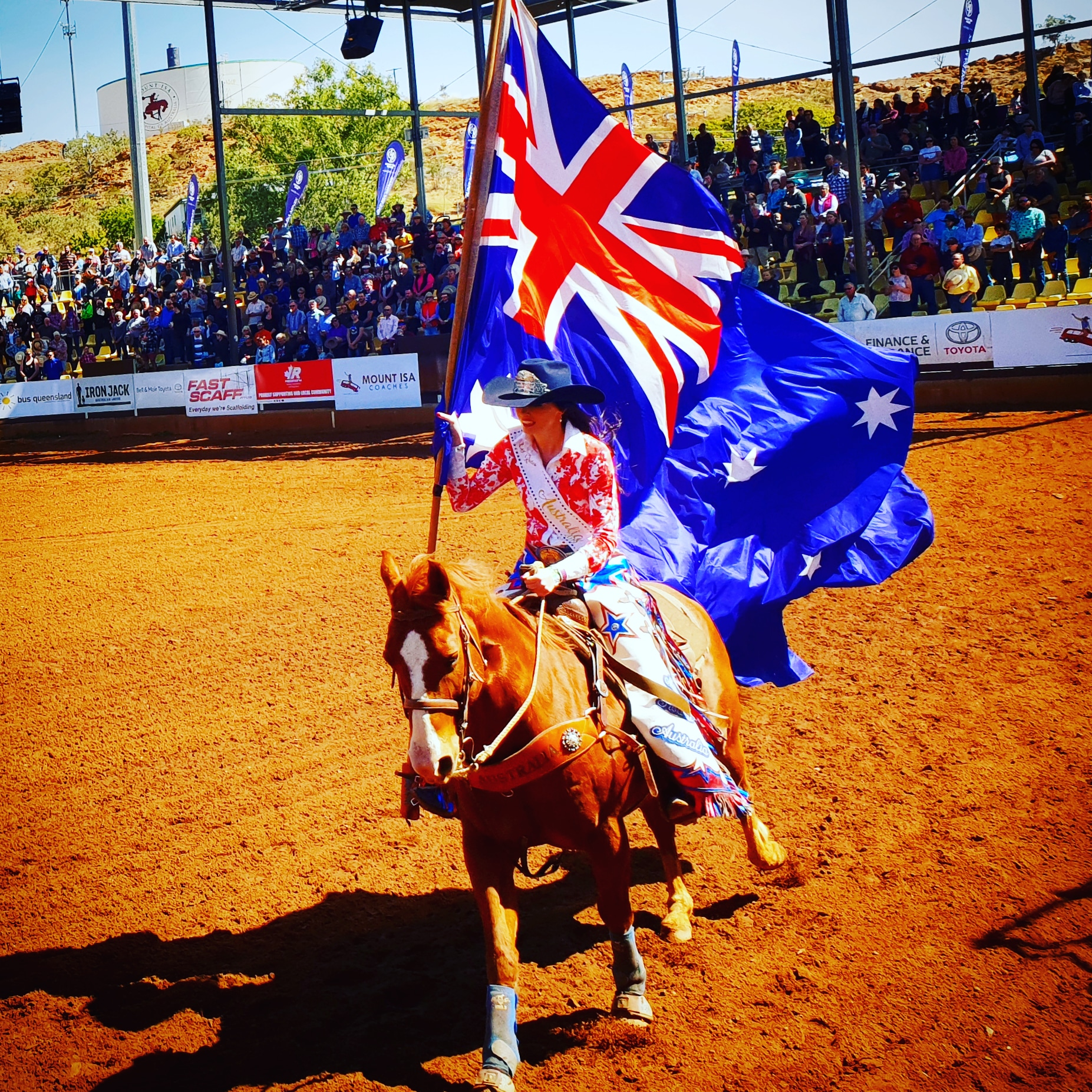 Mount Isa Mines Rodeo 8 11th August 2019